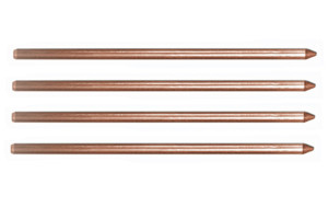Coated Copper Grounding Rod
