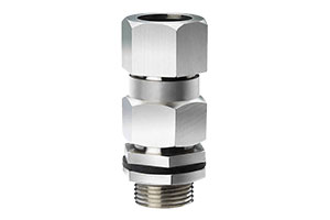 Double-Compression-Weatherproof-Cable-Gland