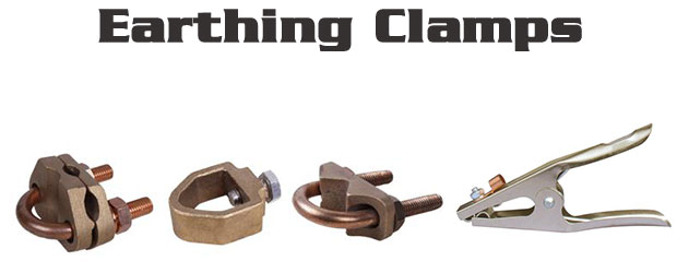 Earthing Clamps