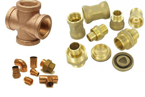 General Brass Copper Parts