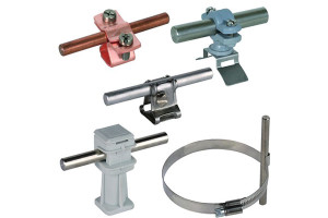 Wall & Roof Conductor Holders